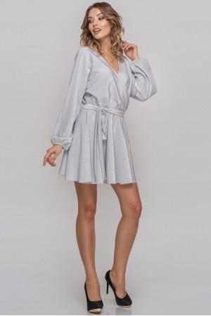Сукня «Меркурі» сріблястого кольору