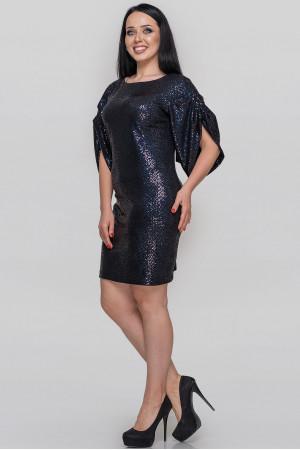 Сукня «Атіра» синього кольору