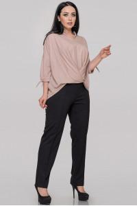 Блуза «Роксетт» цвета пудры