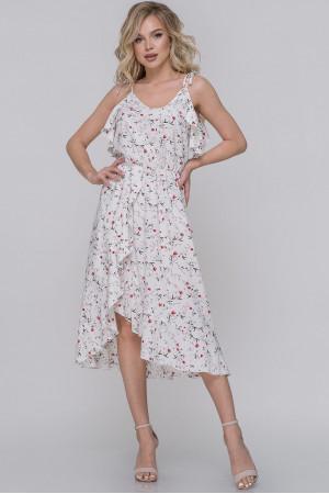 Сукня «Оттава» білого кольору