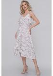 Сукня «Гленн» білого кольору