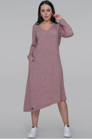 Сукня «Рутка» кольору фрезії