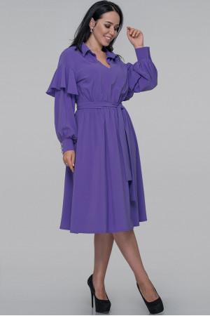 Сукня «Аланія» бузкового кольору