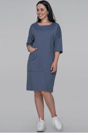 Сукня «Орана» кольору джинс