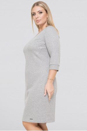 Сукня «Каффа» сірого кольору