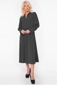 Сукня «Був'є» чорного кольору