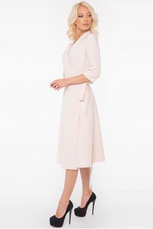 Сукня «Зоелль» молочного кольору