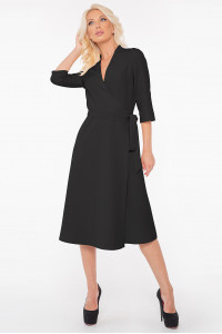 Сукня «Зоелль» чорного кольору