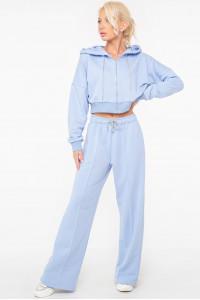 Спортивний костюм «Амелін» блакитного кольору