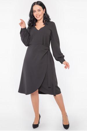 Сукня «Мортіса» чорного кольору