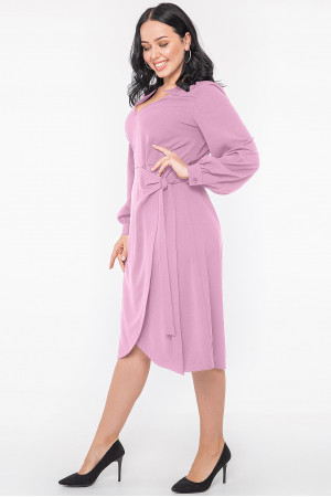 Платье «Мортиса» цвета фрезии