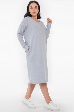 Сукня «Марісоль» світло-сірого кольору