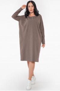 Платье «Марисоль» цвета капучино
