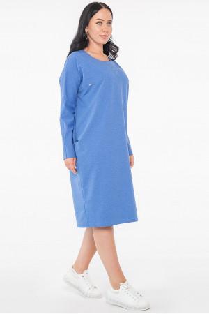 Сукня «Марісоль» кольору електрик