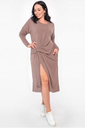 Сукня «Мейс» кольору капучино