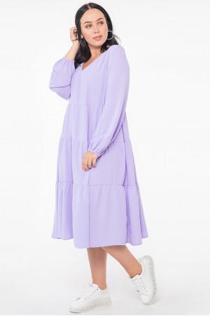 Сукня «Бонна» лавандового кольору