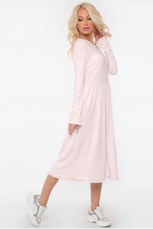Сукня «Міретта» блідо-рожевого кольору