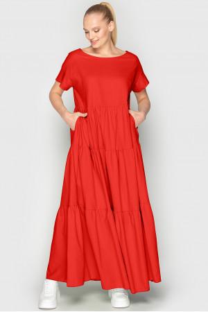 Сукня «Барклі» коралового кольору