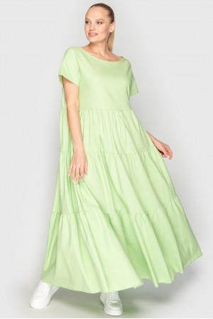 Сукня «Барклі» фісташкового кольору