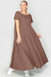 Сукня «Барклі» кольору мокко