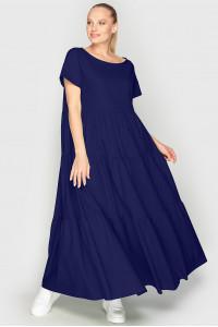 Сукня «Барклі» темно-синього кольору