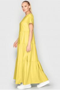 Сукня «Барклі» жовтого кольору