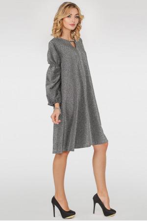 Сукня «Міртал» сріблясто-сірого кольору