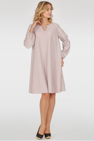 Платье «Миртал» цвета пудры