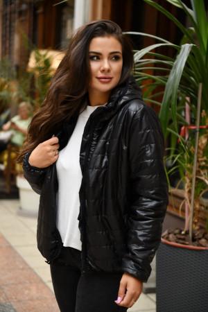 Куртка «Рэйвен» черного цвета