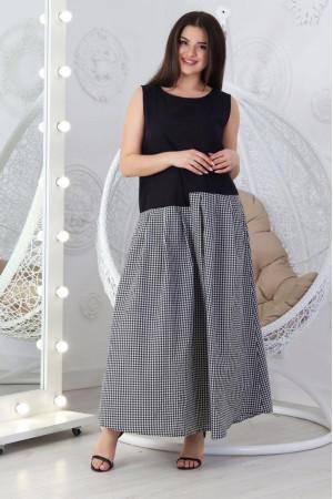 Сукня «Аріка» чорного кольору