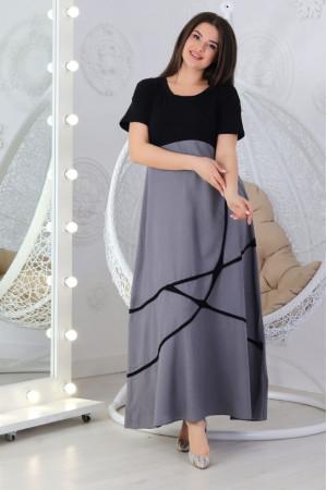 Платье «Ноэми» черного цвета