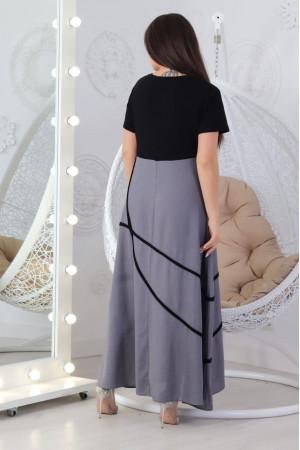 Сукня «Ноемі» чорного кольору