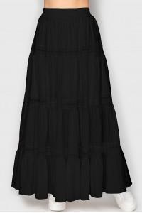 Спідниця «Клайс» чорного кольору
