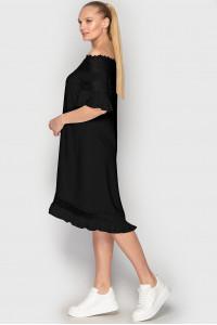 Сукня «Елфі» чорного кольору