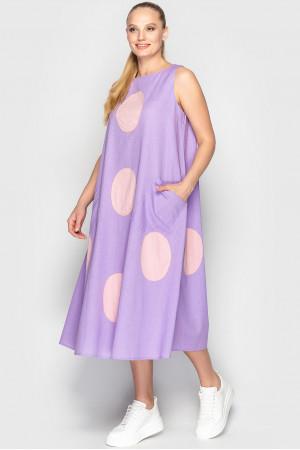 Сукня «Ферн» лілово-рожевого кольору