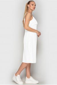 Сукня «Колін» білого кольору