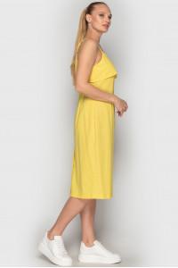 Сукня «Колін» жовтого кольору
