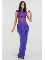 Сукня «Джангл» фіолетового кольору