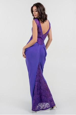 Сукня «Джангл» кольору морської хвилі