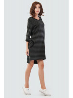 Платье «Аллегро» черного цвета