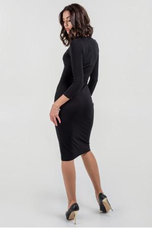 Сукня «Ангела» чорного кольору