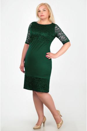 Сукня «Сильвія» зеленого кольору