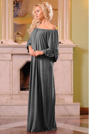 Сукня «Джена» сірого кольору