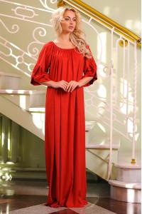 Сукня «Джена» червоного кольору