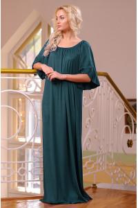 Сукня «Джена» темно-зеленого кольору