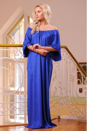 Сукня «Джена» кольору  електрик