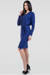 Платье «Тэмми» синего цвета