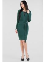 Платье «Тэмми» зеленого цвета