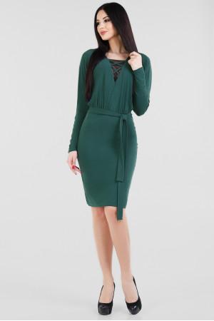 Сукня «Темі» зеленого кольору