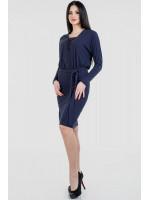 Сукня  «Теммі» темно-синього кольору